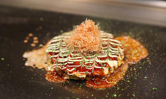 鉄板×和!北堀江から旬の食材でランチやディナー、お酒の素晴らしさを発信