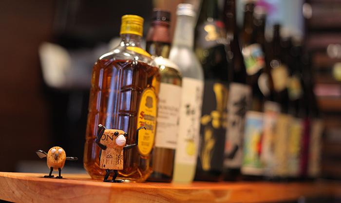 焼酎・ウイスキー・果実酒など