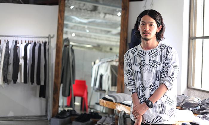 日本発のクリエイションを提案、堀江のメンズセレクトショップJET PARK