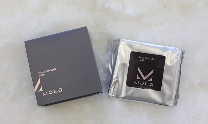 メンズコスメhakura「MOLD」のソープ