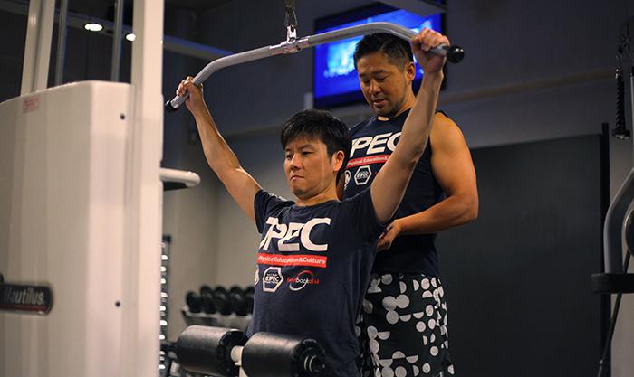 肩甲骨を鍛えるトレーニング
