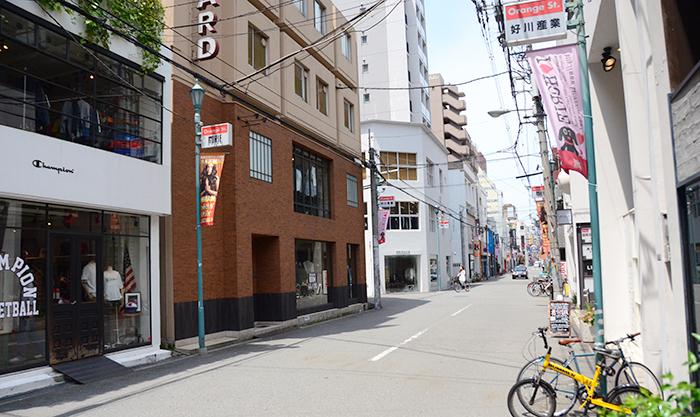 オレンジストリートに来たら行きたい堀江のアパレルショップ6選