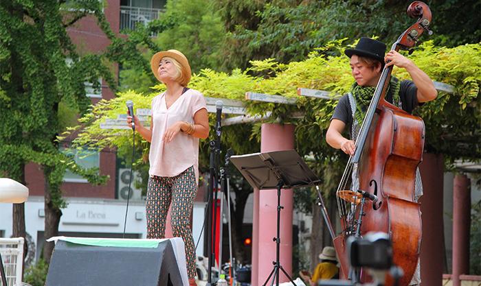 NARU meets TONE /NARUMI x 畠山ゆきx刀祢直和のライブ