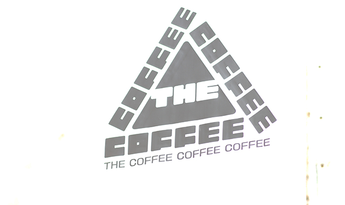 THE COFFEE COFFEE COFFEEのロゴ