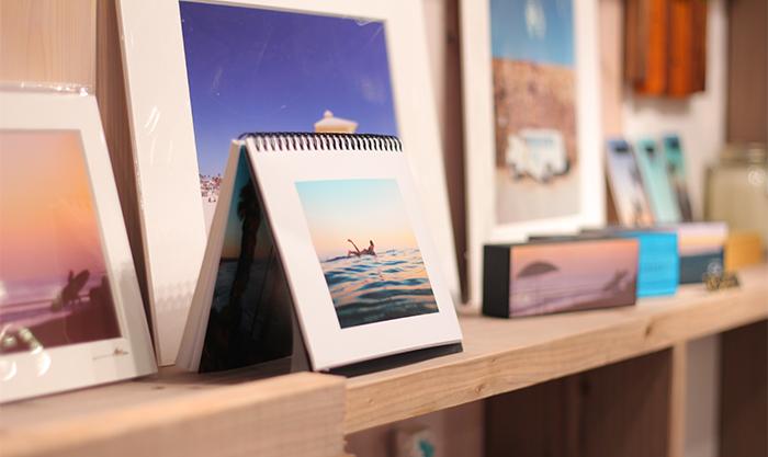 ハワイ、カリフォルニアの癒しを写真とアイテムで。堀江Always Sunshine.Co Gallary の魅力とは?