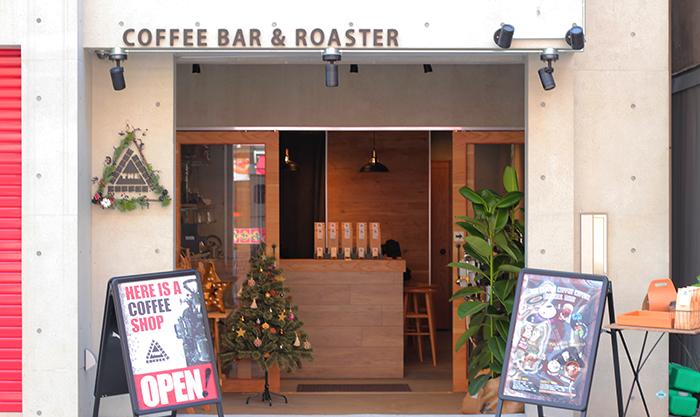 堀江で奥深いコーヒーの世界に驚嘆!スイーツも楽しめるTHE COFFEE COFFEE COFFEEの魅力とは?