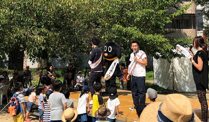 にし恋マルシェステージ2